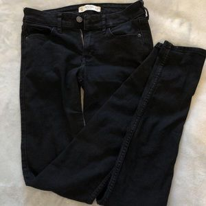 Abercrombie & Fitch Black Jeans